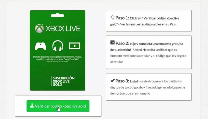 Codigos Xbox Live Gold Gratis Act 2019 Cuenta Gratis